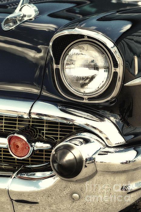 Jerry Fornarotto - 57 Chevy Headlight