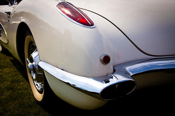 David Patterson - 1959 Chevy Corvette