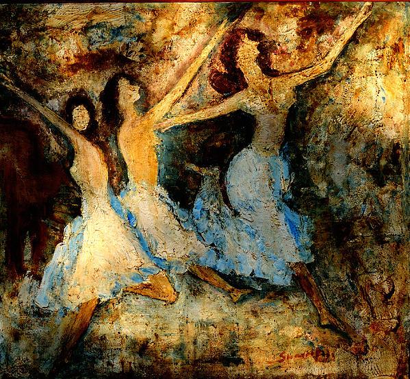 Anand Swaroop Manchiraju - Dance Dance Dance