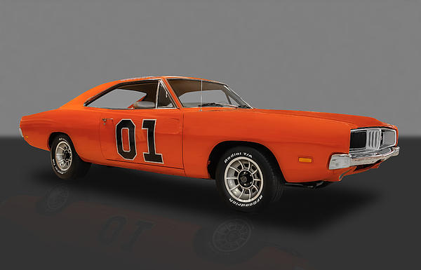 69 general lee dodge charger by frank j benz. Black Bedroom Furniture Sets. Home Design Ideas