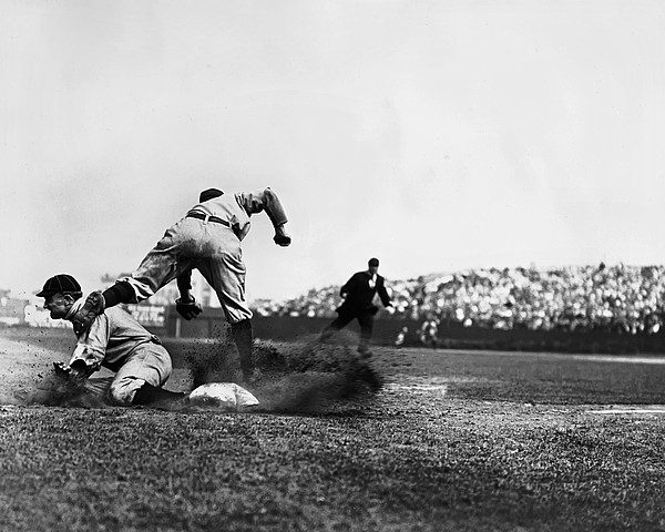 Tyrus R. Ty Cobb Print by Retro Images Archive