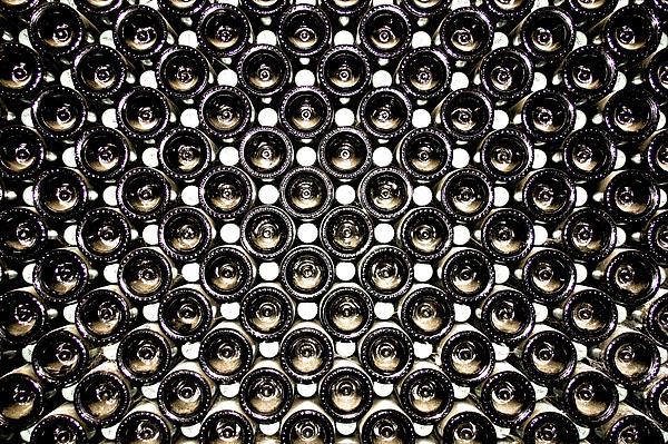 99 Bottles Of Wine Print by LisaEryn