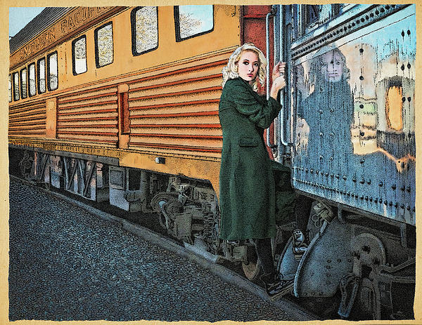 Meg Shearer - A Departure