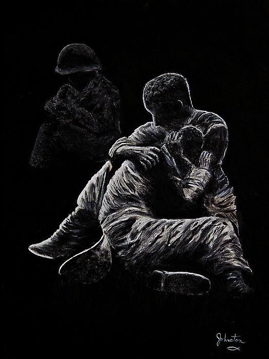 Bob and Nadine Johnston - A Forgotten War Korea A Memorial