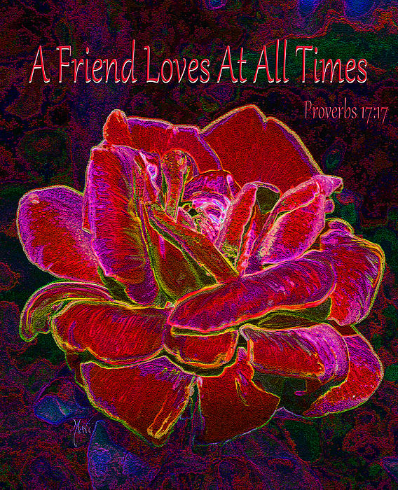 Michele  Avanti - A Friend Loves At All Times