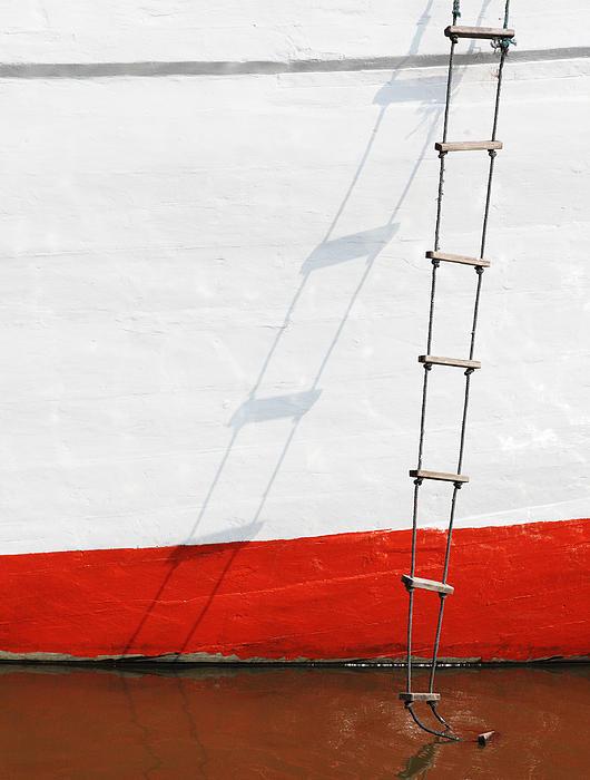 A Ladder Print by Glennardy Gabo