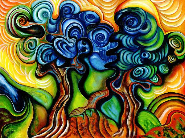 Gabriela  Taylor - A Tribute To Van Gogh