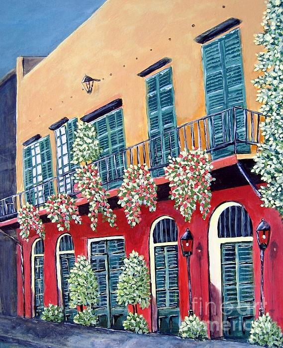 A visit to new orleans by suzanne theis for Go to new orleans