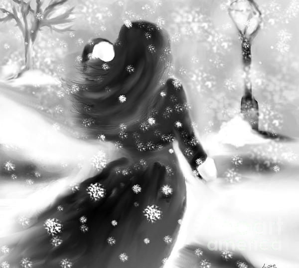 Lori  Lovetere - A Winters Walk