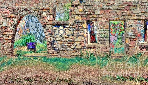 Kathleen Struckle - Abandoned Building