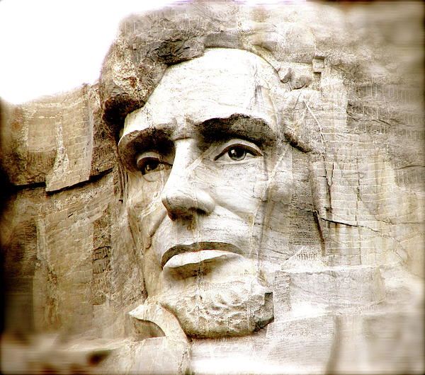 Abe Print by Nancy TeWinkel Lauren