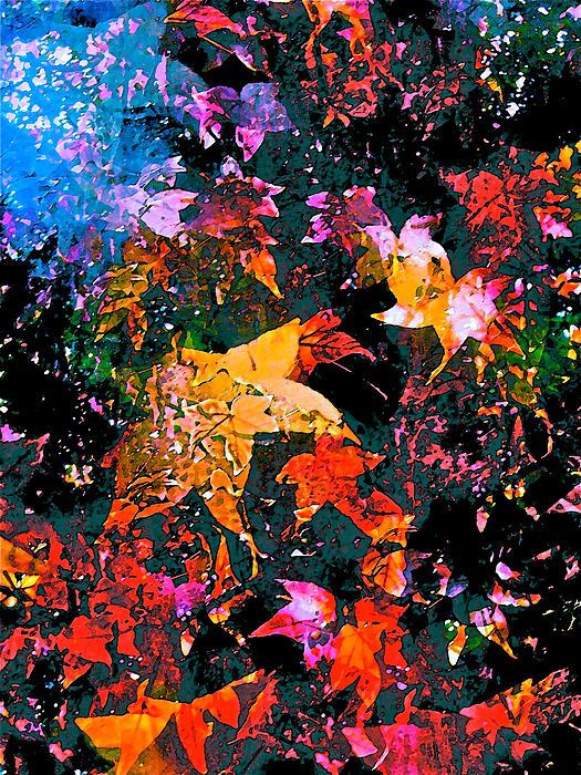 Pamela Cooper - Abstract 110