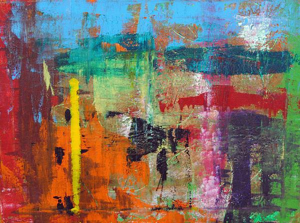 Samuel Duncan - Abstract #16