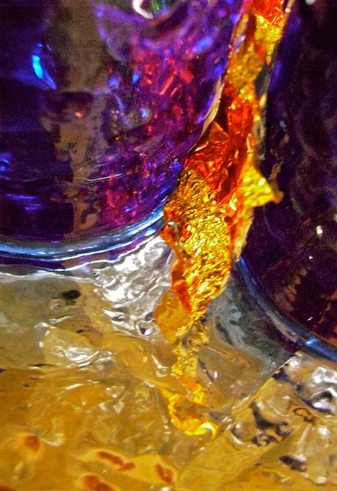 Abstract 3653 Print by Stephanie Moore