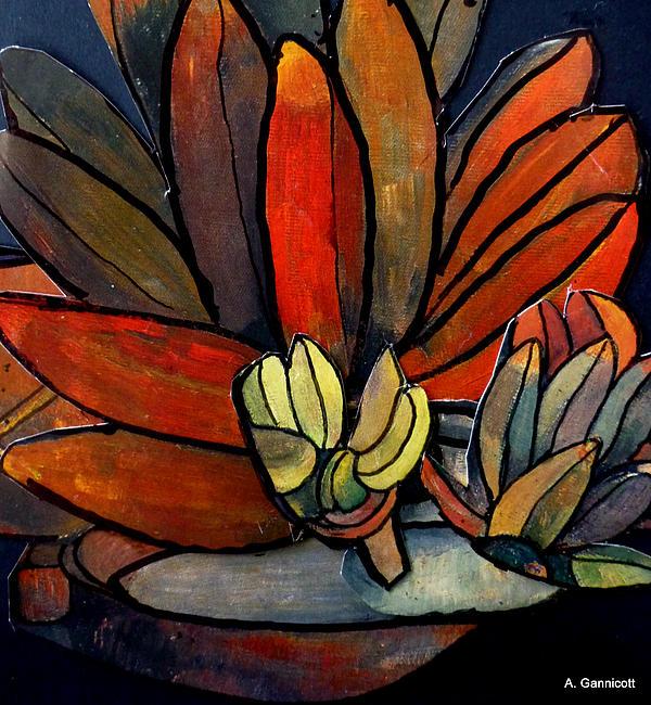 Angela  Gannicott - Abstract Fruit