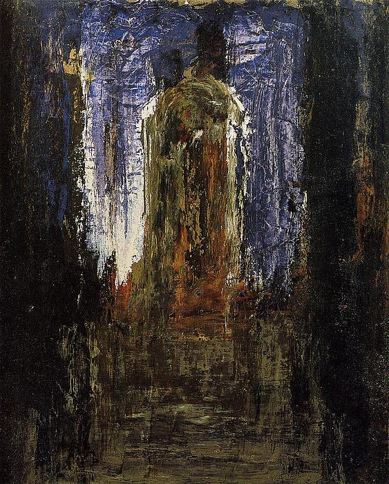 Gustave Moreau - Abstract Study