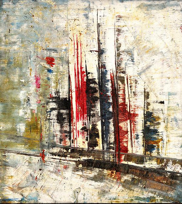 Anand Swaroop Manchiraju - Abstraction-2