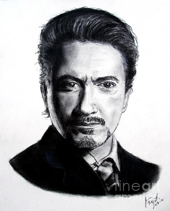 Jim Fitzpatrick - Actor Robert Downey Jr
