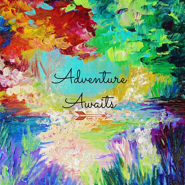 Julia Di Sano - Adventure Awaits