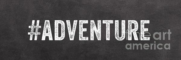 Adventure  Print by Linda Woods