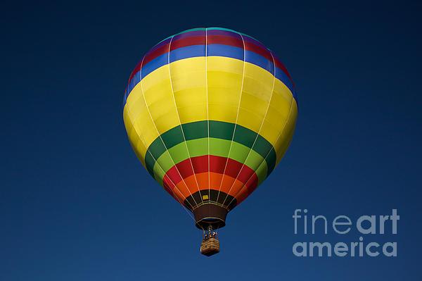 Genaro Rojas - Aerostatic Balloon