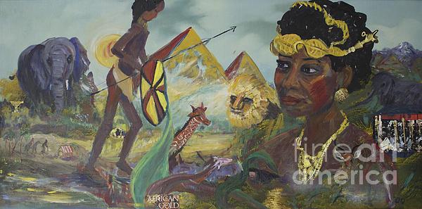 Avonelle Kelsey - African Gold