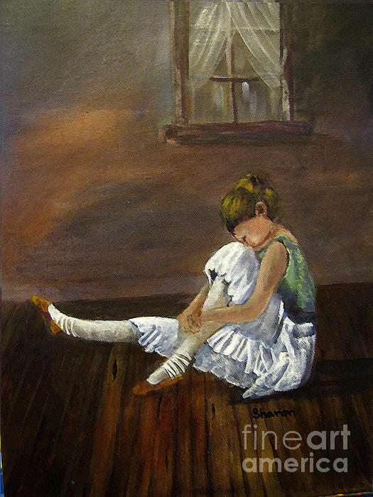 Sharon Burger - After the Dance