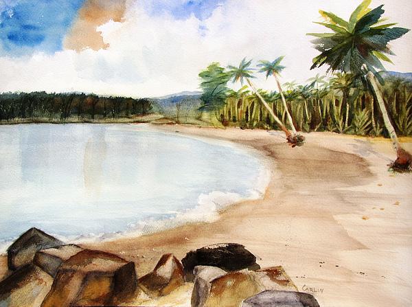 Carlin Blahnik - Aganoa Beach Samoa