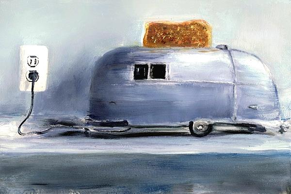 Airsteam Toaster Print by Sunny Avocado