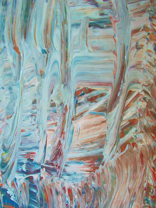 Alaska Print by Artist Ai