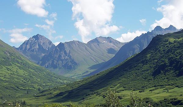 Aimee L Maher Photography and Art - Alaska Mountains