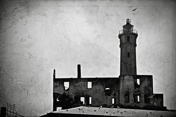 Alcatraz Island Lighthouse Print by RicardMN Photography