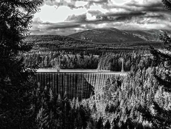 Ron Roberts - Alder Dam near Mt Rainer WA