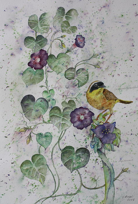 Almost Botanical Print by Patsy Sharpe