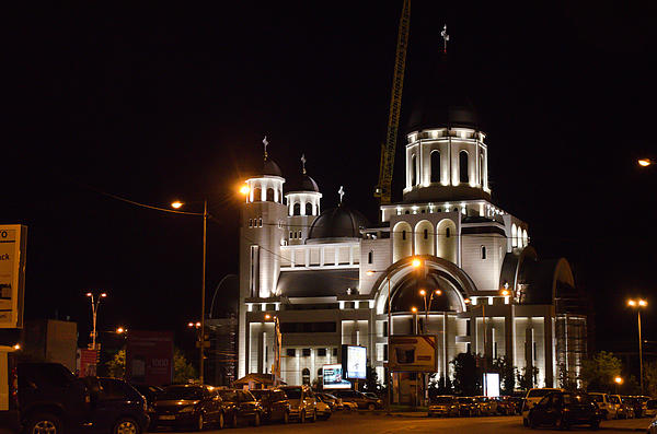 Vlad Costras - Amazing Orthodox Cathedral