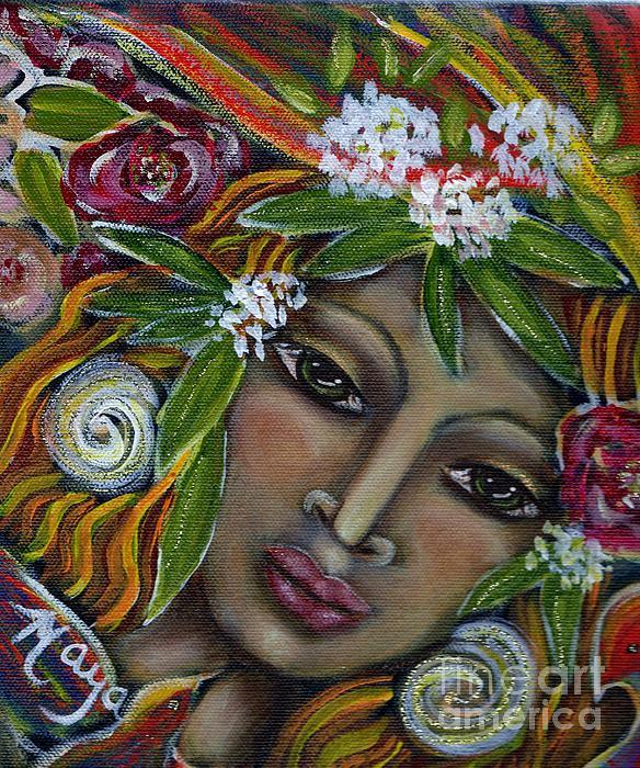 Amazonia Print by Maya Telford