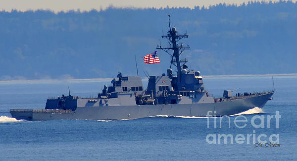 Marcia Fontes Photography - American Flag Ship
