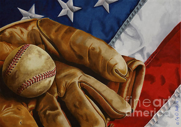 americas pastime Baseball america's pastime - k & p weaver, llc step back in time to where america's pastime comes to life.