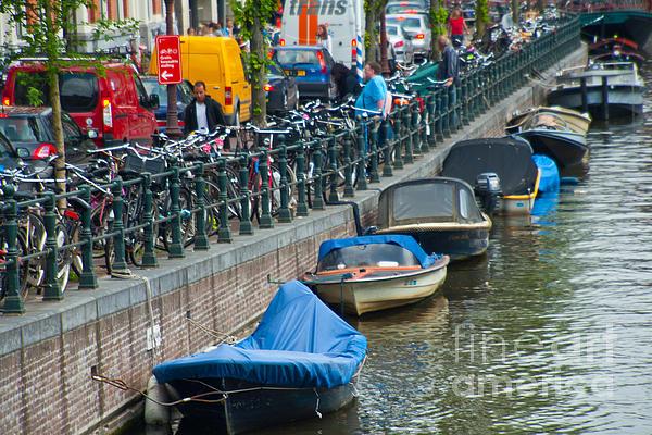 Amy Bynum - Amsterdam Transportation