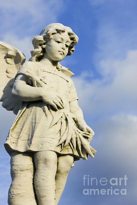 Angel 2 Print by Sophie Vigneault