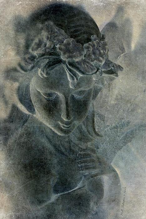 Angel Print by WB Johnston