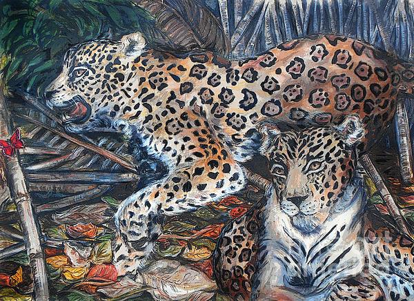 Animal Emotion Print by Melanie Alcantara Correia