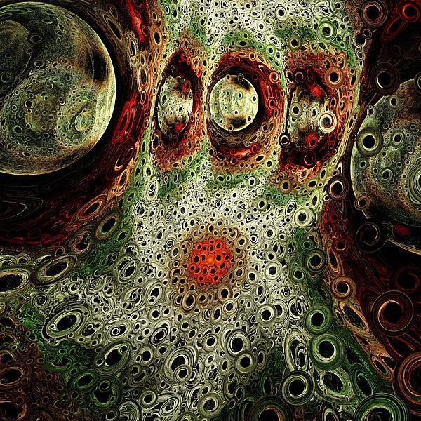 Another World Print by Anastasiya Malakhova