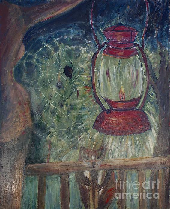 Appalachian Nights  Print by Avonelle Kelsey