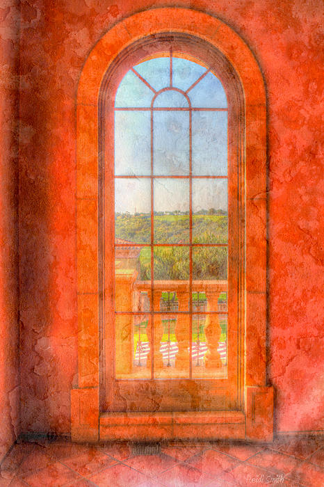 Arched Print by Heidi Smith