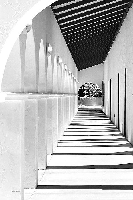 Phyllis Denton - Arches And Shadows