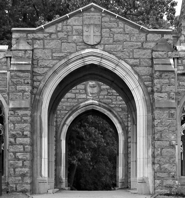 Arches Print by Brenda Conrad