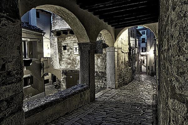 Stuart Litoff - Arches in Rovinj - Croatia