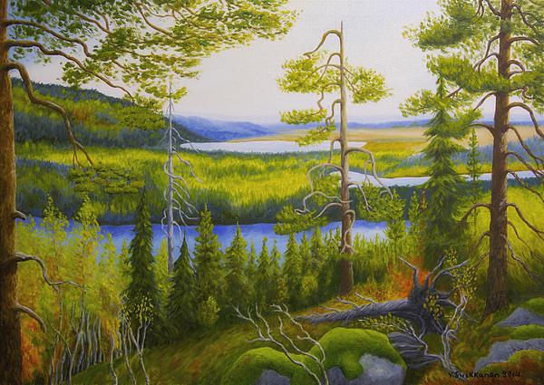 Veikko Suikkanen - Arctic Wilderness