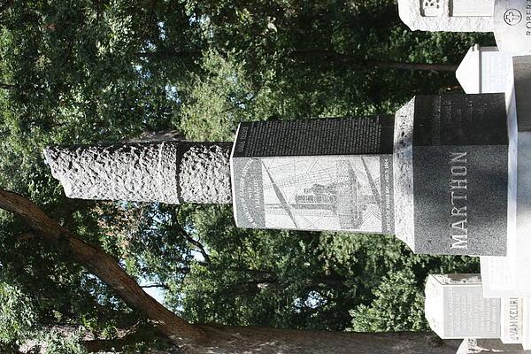 Arlington National Cemetery - 121217 Print by DC Photographer